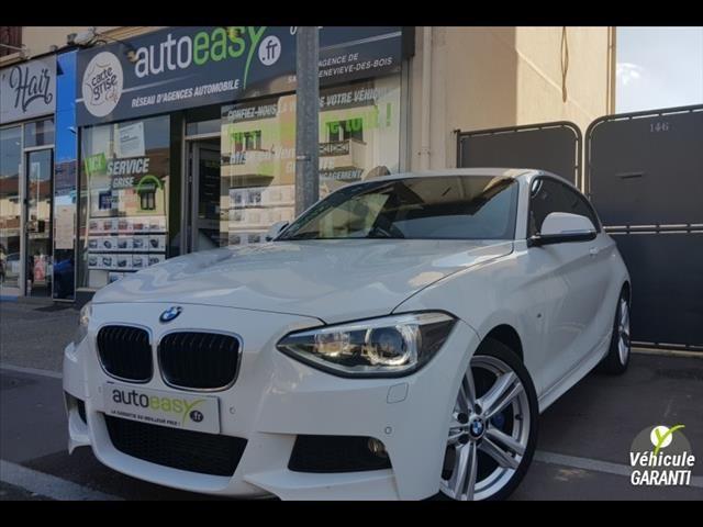 BMW 118 dA 143 ch M Sport 3p  Occasion