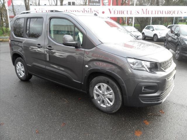 Peugeot Rifter BLUEHDI 130CH S&S STANDARD ALLURE + GPS
