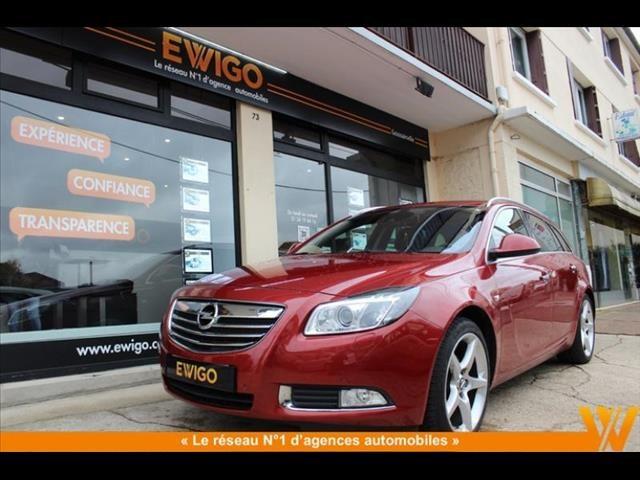 Opel Insignia CDTI 130 Cosmo SPORT  Occasion