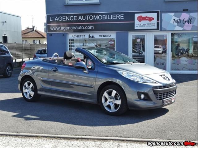 Peugeot 207 CC 1.6 VTI 120 ch Série  Occasion