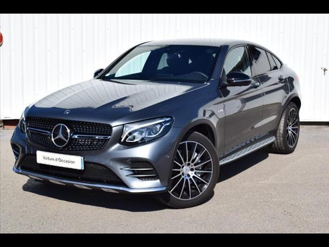 Mercedes-benz GLC COUPÉ 43 AMG 367CH 4M 9GTRO E6D-T