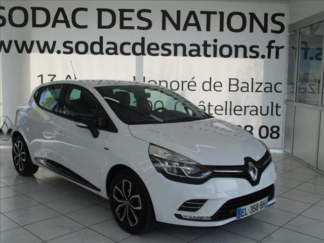 Renault Clio III Clio TCe 90 Energy Limited  Occasion