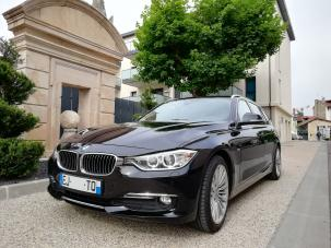 BMW Serie 3 Touring Luxury d'occasion