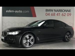 BMW Serie dA xDrive 265ch M Sport Euro6c d'occasion
