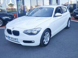 BMW 116 (FDA BVA8 LOUNGE Bluetooth 3P d'occasion