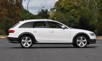Audi Allroad BVA 3.0 Tdi 245 ch Quattro S-Tronic d'occasion