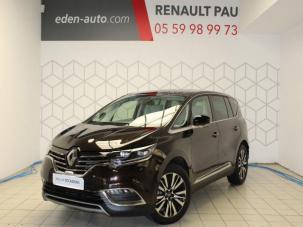 Renault Espace V Blue dCi 200 EDC Initiale Paris d'occasion
