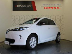 Renault Zoe Life d'occasion