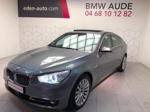 BMW dA xDrive 313ch Luxury d'occasion