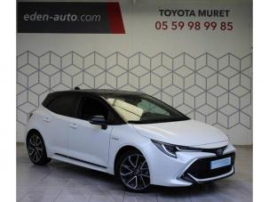 Toyota Corolla HYBRIDE 122h Collection d'occasion