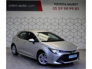 Toyota Corolla PRO HYBRIDE 122h Dynamic Business d'occasion